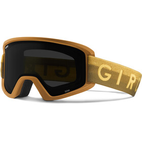 Giro Semi Goggles Bronze Horizon w Ultra Black/Yellow